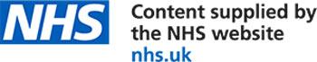 NHS content logo