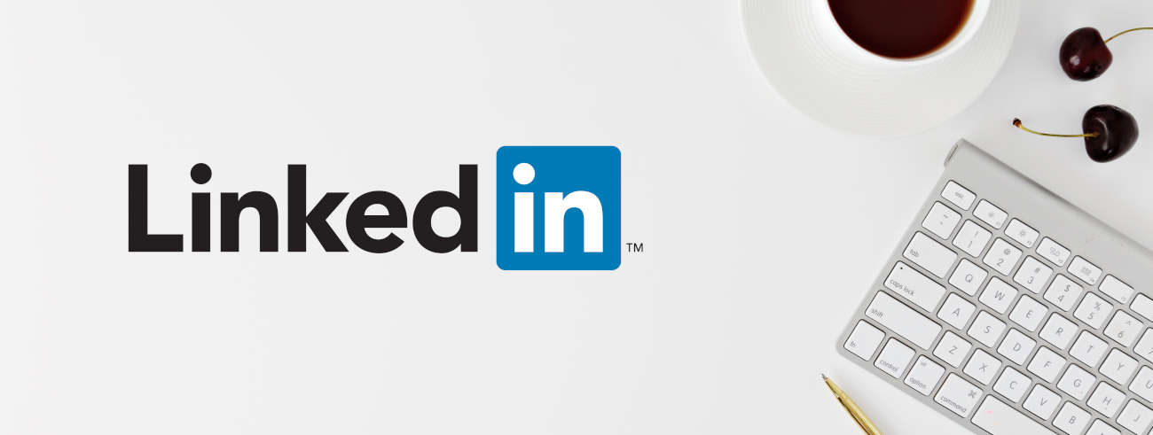 linkedin new job
