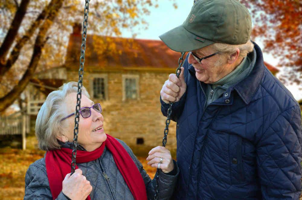 elderly befriender