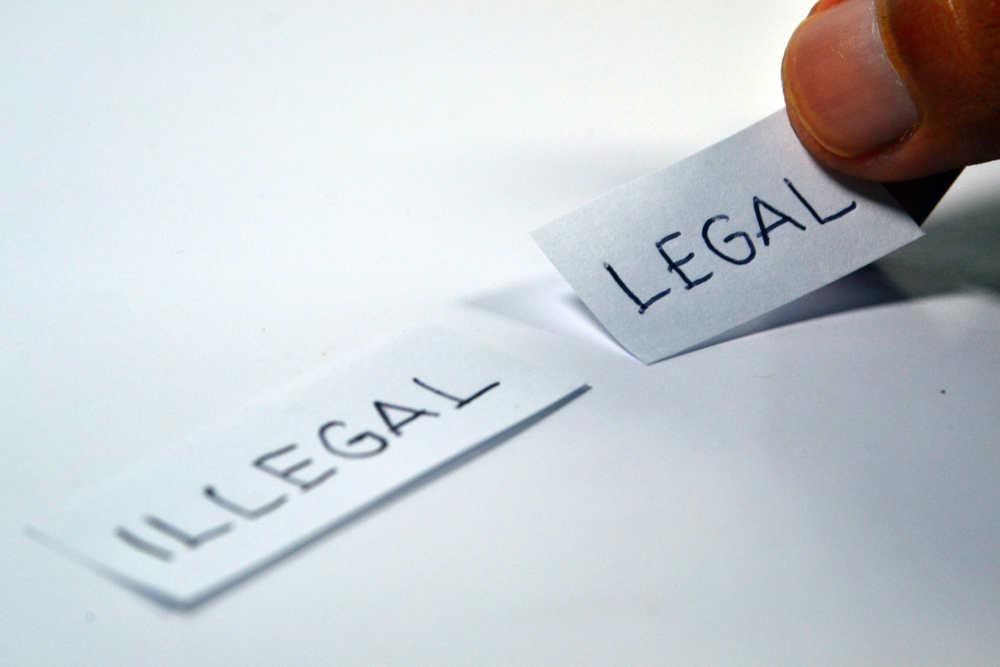 illegal legal handwriting