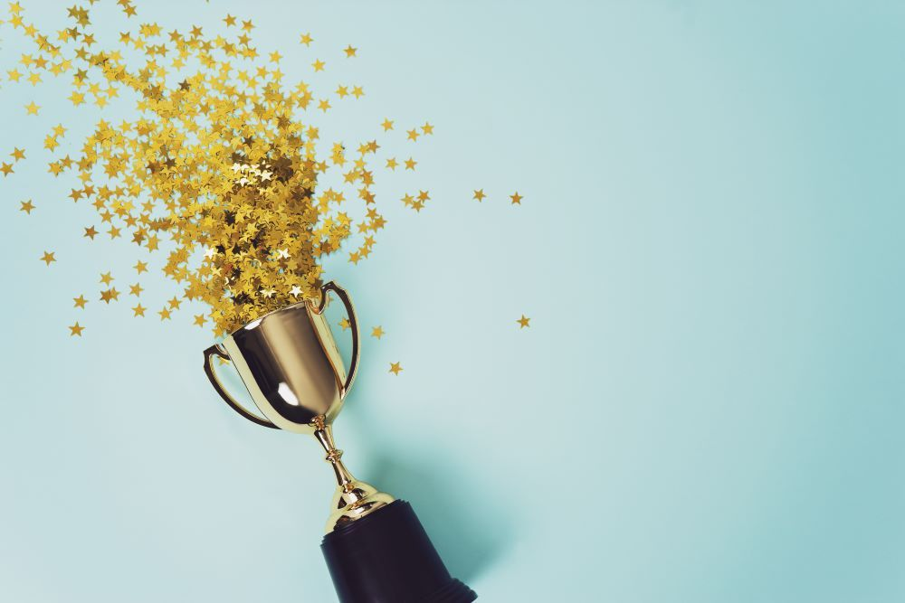 enter competitions that reward you