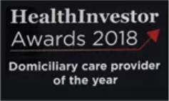 HealthInvestor Award 2018
