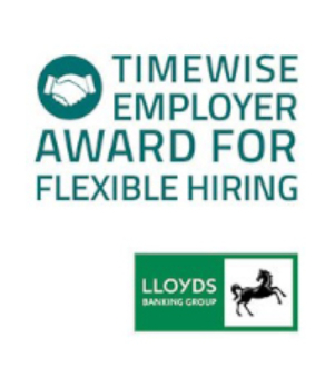 Timewise Employer Award for Flexible Hiring