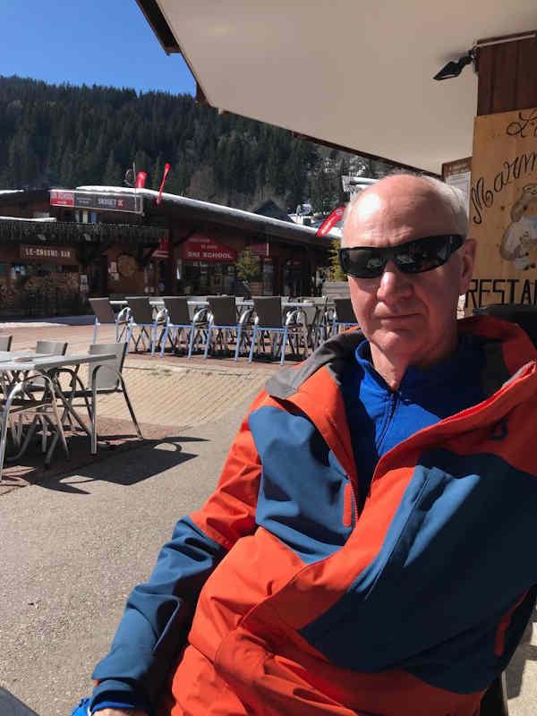 Ian Palmer leisure