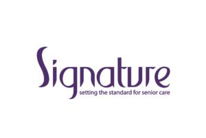 Signature Care Homes Logo