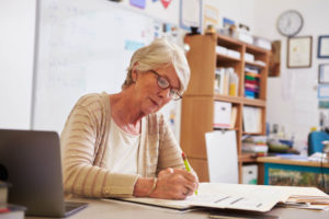 women in work over 50 state pension