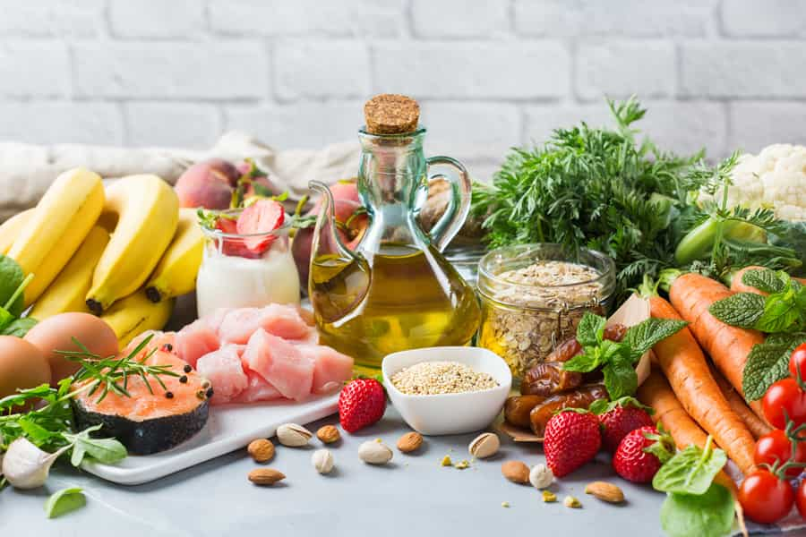 nutrition and diet tips for a healthy lifestyle