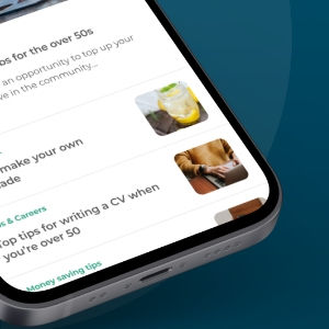 get restless at your fingerstips app