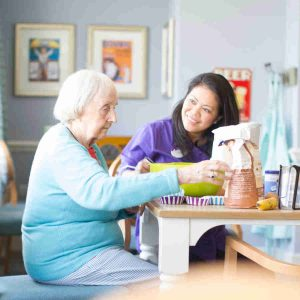 signature care homes care assistant
